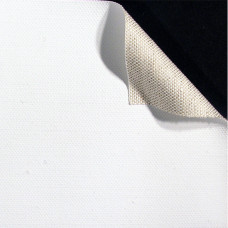 524g/m² festővászon (vágott) 215cm x 1m