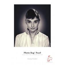 """Photo Rag® Pearl 320 gsm, 100% pamut, természetes fehér , 17""""/413 mm x 12 m tekercs"""
